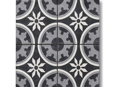 Encaustic Tile- Casa