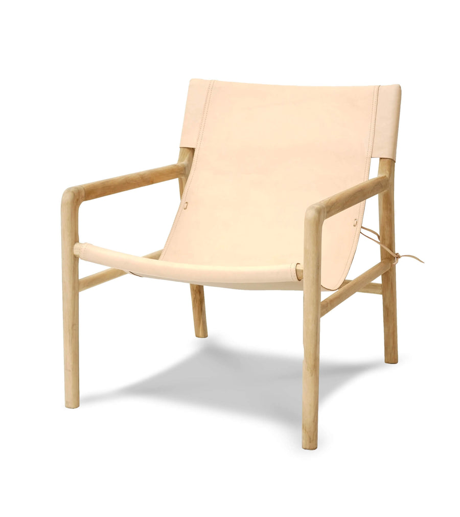 Brooklyn Sling Back Chair-Nude