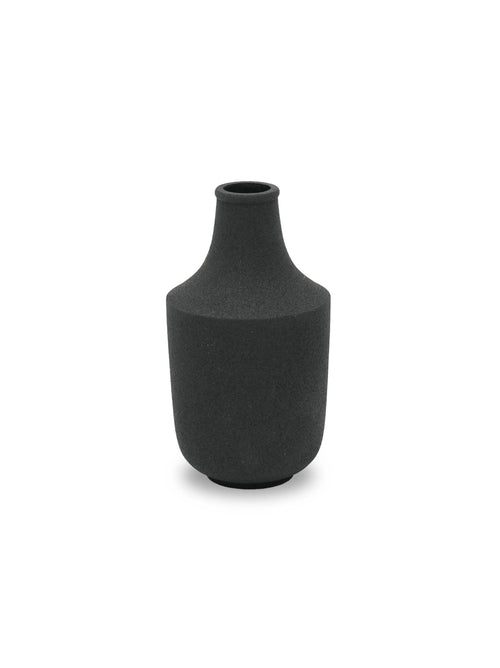 Caddo Vase Black S