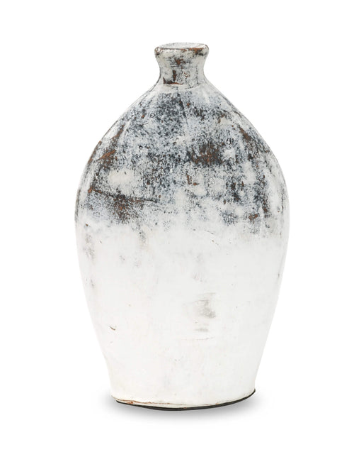 Washed Oval Vase