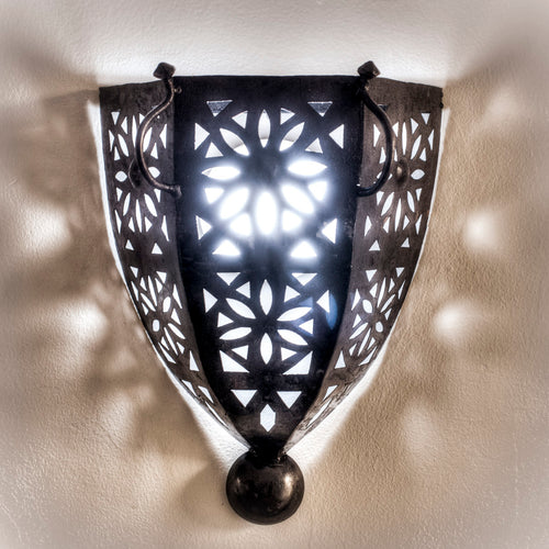 Hook Sconce Small