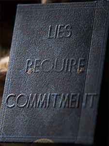 Truth Lies Require Commitment
