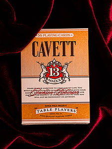 Table Players Cavett Vol 4