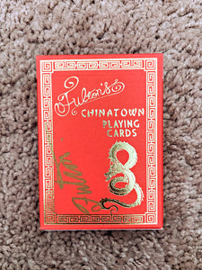 Fulton's Chinatown Red (signed)