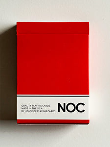 NOC Original Red (opened)