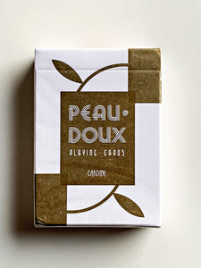 Peau Doux White Glove (minor tuck damage)