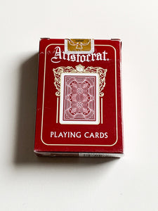 Aristrocrat 2 Deck Bundle (ohio made)(opened)