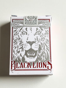 Black Lions Red (opened)
