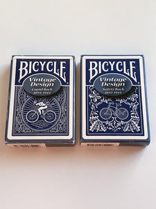 Vintage Design 2 Deck Bundle (ohio) (opened)