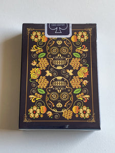 Calaveras de Azúcar Black (minor tuck damage)