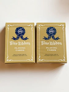 Blue Ribbon 2 deck set (opened)