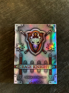 Draconian and Knights Gilded 3 deck set (91 of 100 signed)