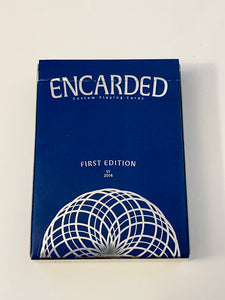 Encarded First Edition (opened)
