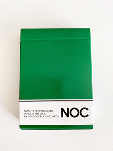 NOC Original Green (opened)