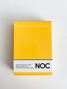 NOC Original Yellow (opened)