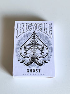 Bicycle Ghost (opened)
