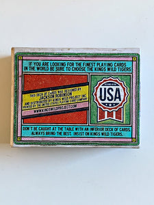 Tigers Matchbox Edition (opened)