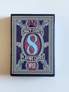 Crazy 8's Standard Edition (opened)