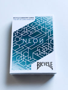 Neon Cardistry (opened)