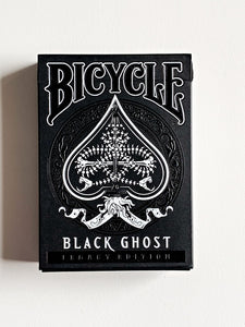 Black Ghost (opened)