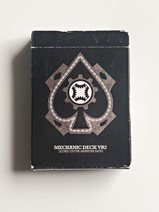 Mechanic Deck VR2 (opened)
