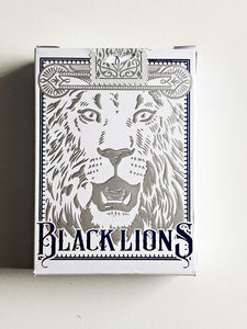 Black Lions Blue (opened)