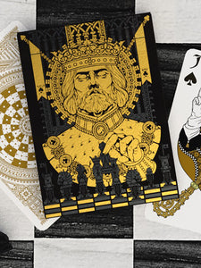 King's Game Black