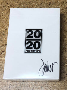 20/20 Prototype Only 175 Printed