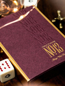 Table Players No 13 Red Vol 1