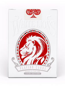 White Lions Tour Red
