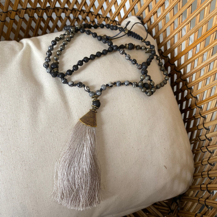 Warrior Mala Necklace
