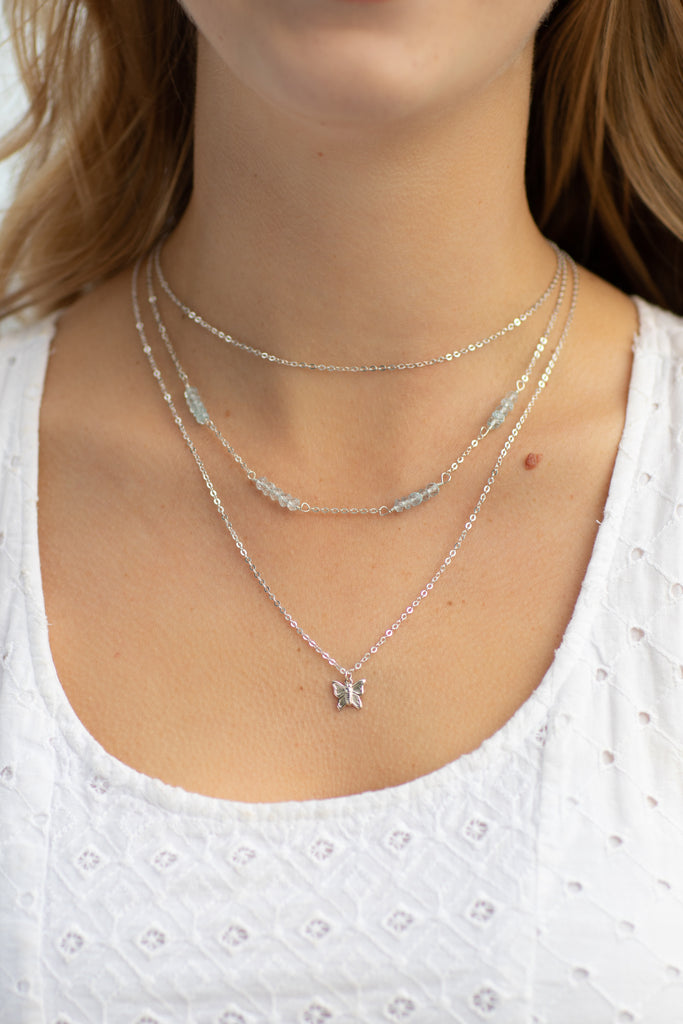 Kiss The Sky Necklace