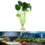 22CM Underwater Artificial Aquatic Plant Ornaments Aquarium Fish Tank Green Water Grass Decor Landscape Decoration