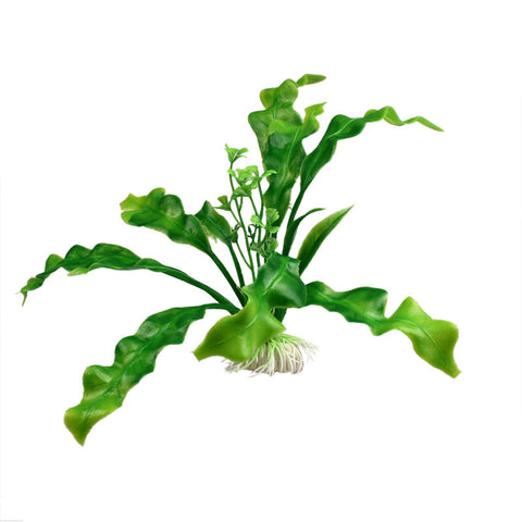 fish aquarium decorations Artificial Plastic Water Plant for Aquarium Aquatic Decoration Fish Tank Ornament XT
