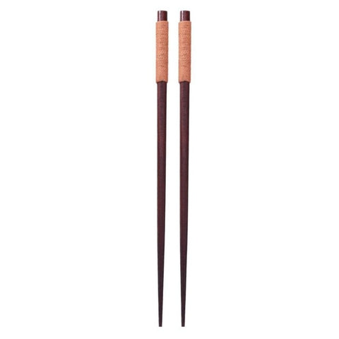 1Pair Natural Wood Chopsticks Japanese Korean Reusable Chopsticks Kitchen Tableware Chinese Set Handmade Gifts