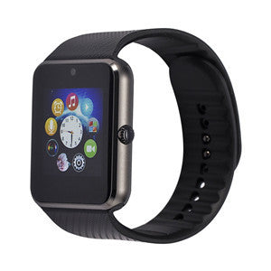 GT08 Touch Screen Smart Watches And Cameras And Sim Card Gt08 Android Watches Russia Watch For Men