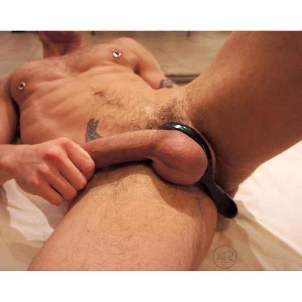Ball Plug with Cock Ring