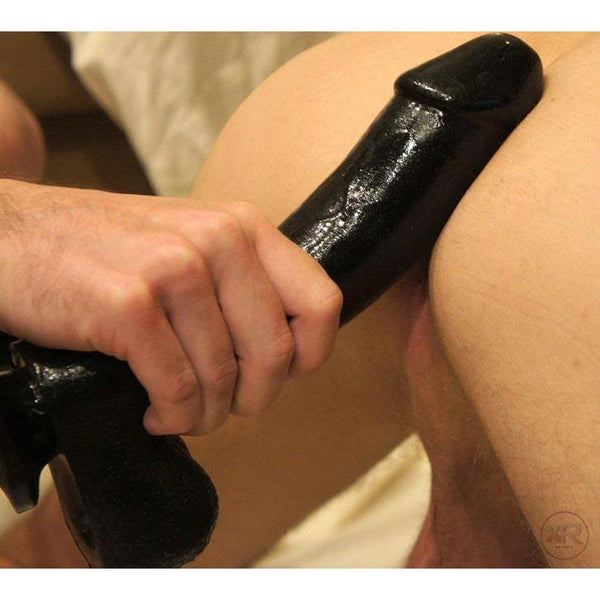 Mighty Midnight 10 Inch Dildo w/ Suction Cup