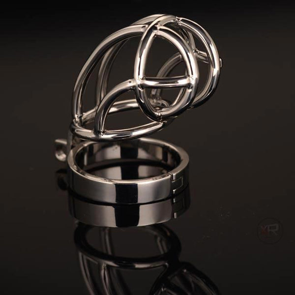 The Captus Stainless Steel Chastity Device