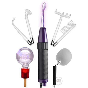 Zeus Twilight Deluxe Violet Wand Kit