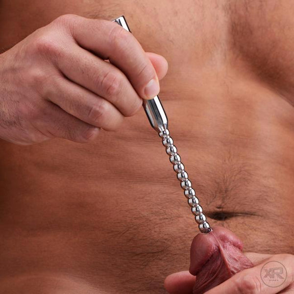 Stainless Steel Vibrating Urethral Sound