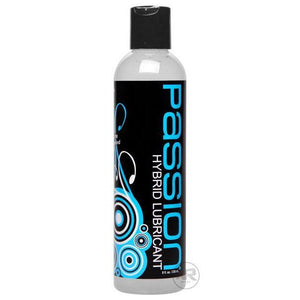 Passion 8oz Hybrid Water-Silicone Lube