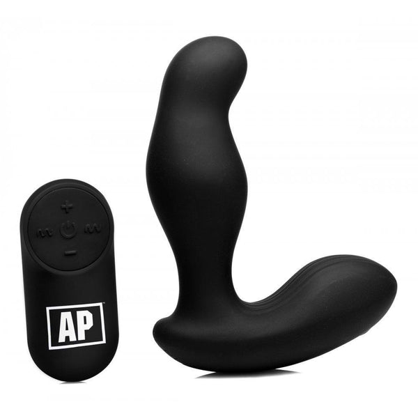 7X P-Gyro Silicone Prostate Stimulator with Gyrating Shaft