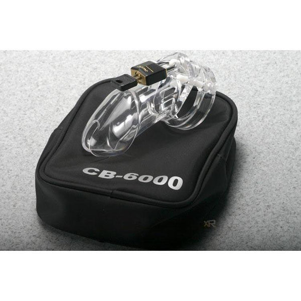 The CB6000S Male Chastity Device