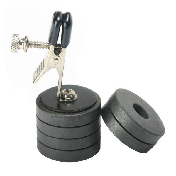 Nipple Clip W/Magnet Weights