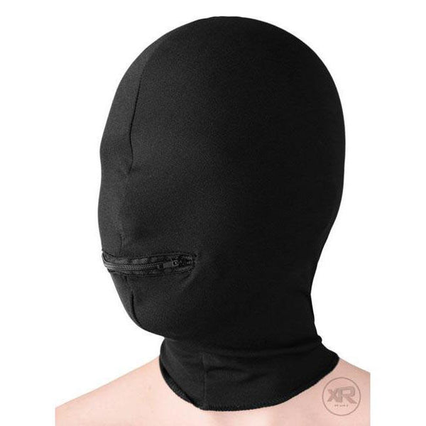 Zippered Hood without Eyes