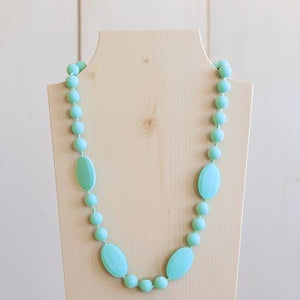 Teething Necklace - Mint