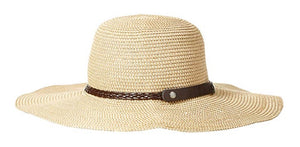 Roll-n-Go Sun Hat - Tweed Tan