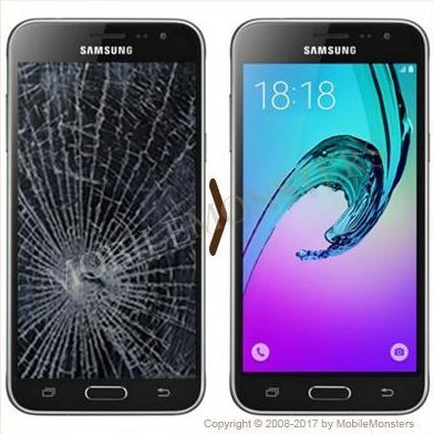 Samsung j3 J320W8 2016 LCD SCREEN