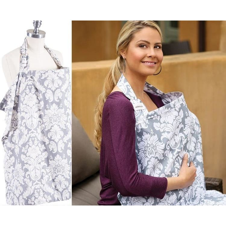 3c2885b2d7fb0 ... Load image into Gallery viewer, Baby feeding nursing cover - Cotton 1 -  Baby Gear ...